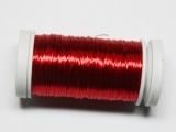 Kupferlackdraht Rot