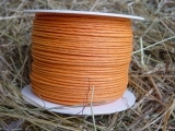 Draht Kordel Farbe Orange