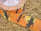 Fledermaus Helloween Dekoband mit Draht